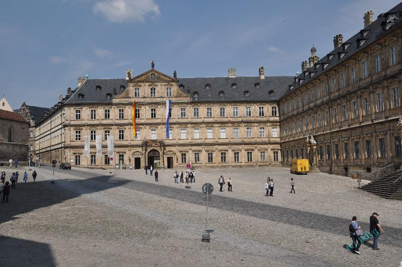 film location three musketeers bamberg residenz