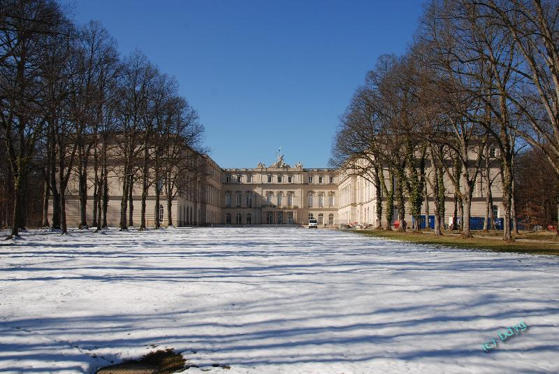 schloß herrenchiemsee film location die drei musketiere