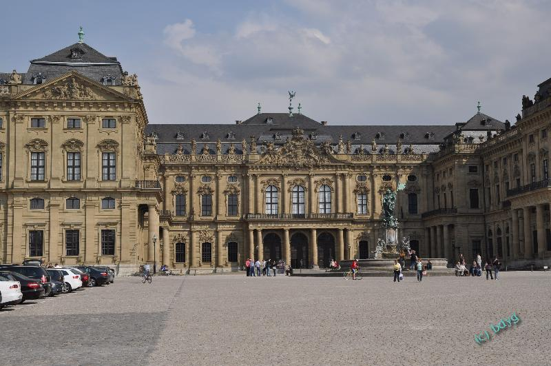 wuerzburg residenz filmlocation three musketeers