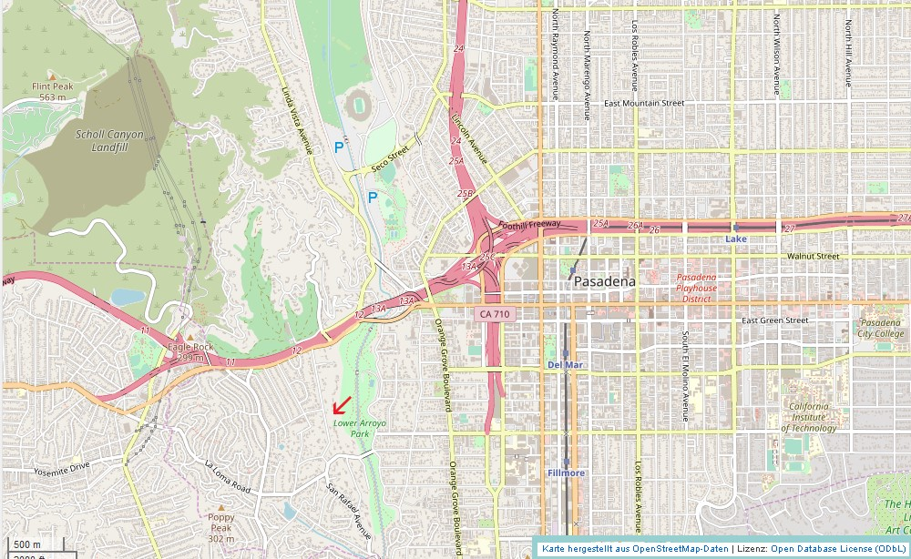 karte-stand-by-me-pasadena-drehort-filming_location-map