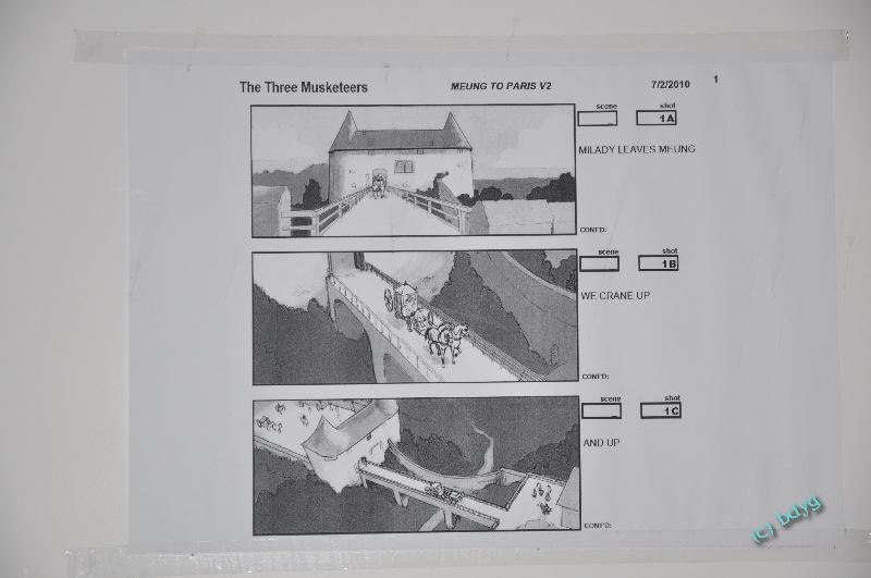 three musketeers film location burghausen storyboard